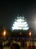 大阪城のロマン